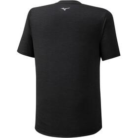 Mizuno Core Graphic RB T-shirt Heren, black